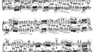 Salvatore Sciarrino - Piano Sonata No. 2 (1983) [Score-Video]