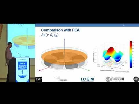 Carpi Τ. - Hybrid Modeling Method of Magnetic Field of Axial Flux Permanent Magnet Machin