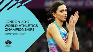 Women's High Jump Final | IAAF World Championships London 2017