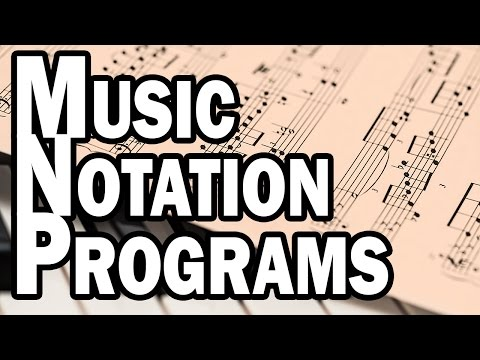 Free Music Notation and Sheet Music Software