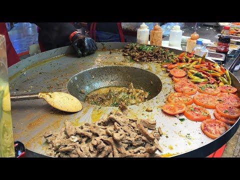 САМАЯ бюджетная еда в мире - УЛИЧНАЯ еда ОЧЕНЬ вкусно