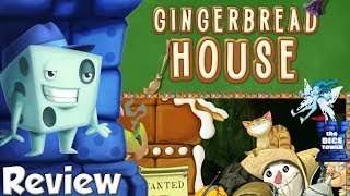 Gingerbread House Review - With Tom Vasel