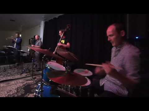 A 1-minute video of a drum solo from a 2019 gig with my jazz group, Lucas Gillan's Many Blessings.