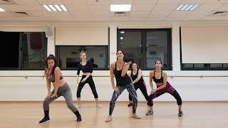 Booty Zumba  C. Tangana, Becky G. Choreography By Loran Hayoo