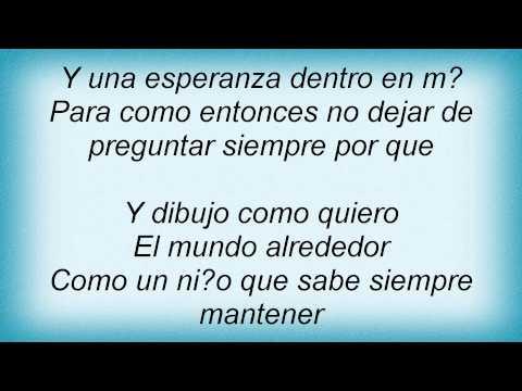 Eros Ramazzotti - Como Un Nino Lyrics