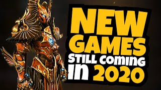 15 NEW Games You Can Still Look Forward to in 2020!