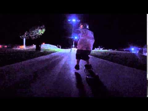Elijah Wolcott polejam at Lakeside Skatepark Kissimmee.