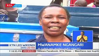 Mama ambaye ni fundi wa kutengeneza masanduku ya mabati |Mwanamke Ngangari