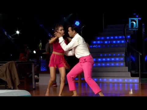 Sristi KC, Keshav Thapa | Dancing with the Stars, Nepal | Performance Clip