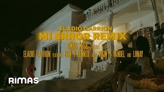 Mi Error Remix - Lunay (Video)