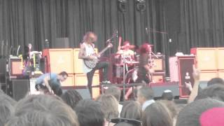 The Word Alive Wishmaster Live Milwaukee Summerfest 2012