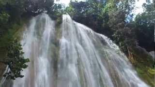preview picture of video 'Dominican Republic Trip - El Limón Waterfall'