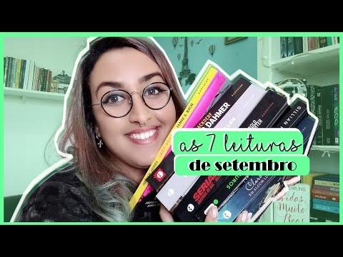 LEITURAS DE SETEMBRO 2019   por Carol Sant