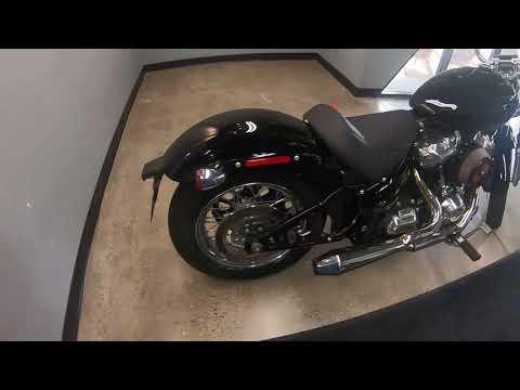 2020 Harley-Davidson Softail Standard FXST TBR 2-1 Stage 1!