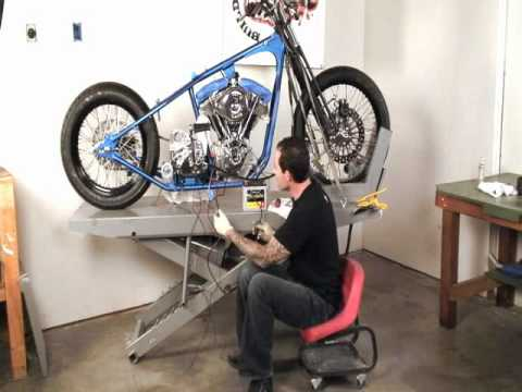 How To Set The Static Timing On A Harley Evo Yahoo Answers