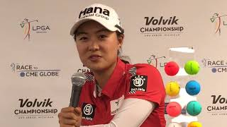 minjee lee win volvik