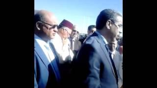وزير التجهيز والنقل واللوجستيك يزور إقليم قلعة السراغنة ويعطي انطلاقة العديد من المشاريع ويتفقد مختلف المصالح الإقليمية للتجهيز