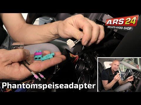 Optimaler Autoradio-Empfang mit einem Phantomadapter?! | TUTORIAL | ARS24.com