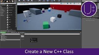 Unreal Engine 4 C++ Tutorial: Add a New C++ Class