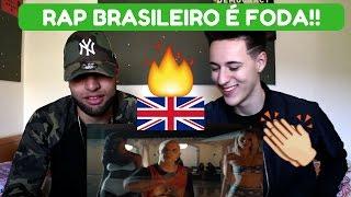 BRITÂNICOS REAGINDO RAP BRASILEIRO; Costa Gold - Sexy Lady (prod. Lotto)