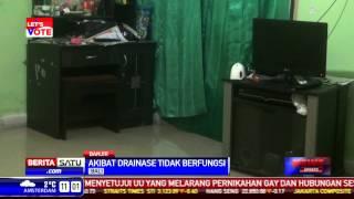 Perumahan Pegawai BMKG Di Denpasar Kebanjiran