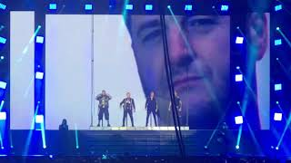 Boyzone - Who We Are & Love Is A Hurricane - Farewell Tour o2 Arena 07/02/19