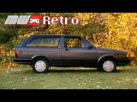1988 Volkswagen Fox GL Wagon   Retro Review