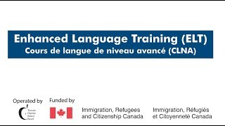Enhanced Language Training (ELT) - Client Testimonial