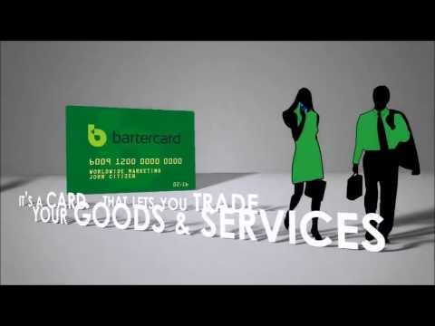 What is Bartercard?