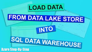 Load data from Azure Data Lake Storage to SQL Data Warehouse