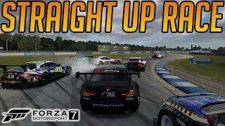 Forza 7 Straight Up Racing at Sebring