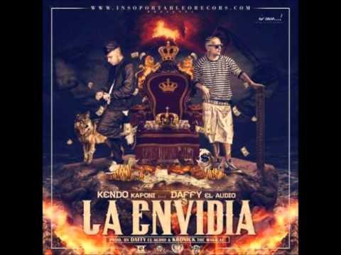 Kendo Kaponi Ft  Daffy El Audio - La Envidia (Video Music) ★ REGGAETON 2014 ★