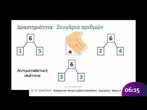 Μαθηματικά | Νοερές πράξεις (Πρόσθεση- Αφαίρεση) - Μέρος Α΄ | Β΄ - Στ΄ Δημοτικού Επ. 10