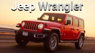 Jeep Wrangler - Pero sigue siendo el rey del 4x4   Autocosmos