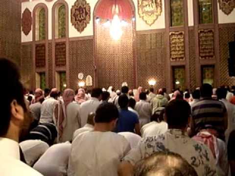 أحمد العجمي صلاة التراويح 27 رمضان 1431  2010 جزء2 ت  احمد ايوب