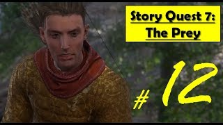 Kingdom Come Deliverance - The Prey - Compete Hans Capon - Search and Rescue Hans Capon