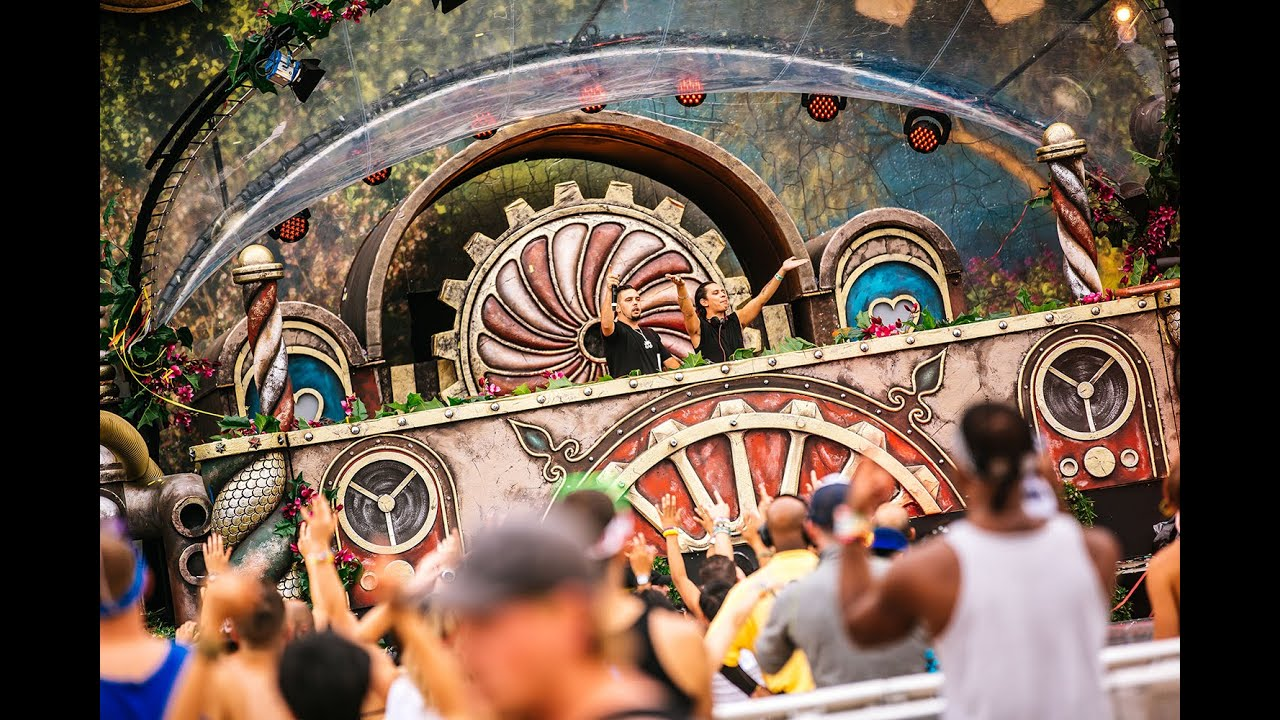 Wolfpack - Live @ TomorrowWorld 2015
