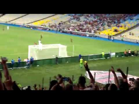 Gol do Gabigol contra Cabofriense Gol do Flamengo