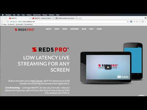 Red5 Pro Application Level Logging