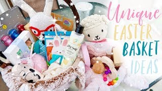 WHAT'S IN MY KID'S EASTER BASKET? AFFORDABLE TODDLER EASTER BASKET IDEAS FOR BOY + GIRL [2019]