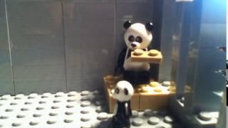 Baby Panda Sneezing IN LEGO