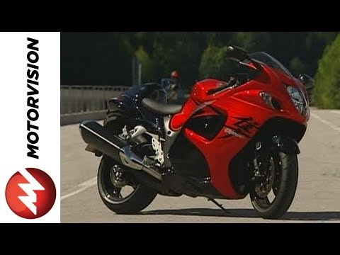 New Suzuki Hayabusa Test Drive Review Video
