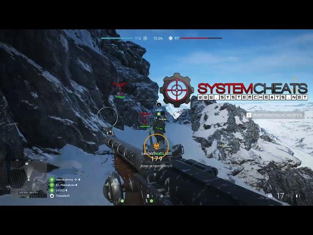 Battlefield V Hacks, ESP Cheats, BF5 Aimbot - SystemCheats