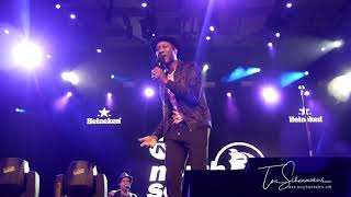 Aloe Blacc North Sea Jazz 2018 Wake me Up