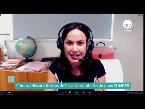 Câmara discute forma de fiscalizar dinheiro do novo Fundeb - 29/10/20