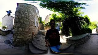 preview picture of video 'الجبل الأسود جزيرة القسيس سيفتي ستيفان'