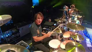 """Walfredo Reyes Jr. Drumming with Chicago ( Band) song -  """"In The Country"""" from Chicago II 2018 Tour"""