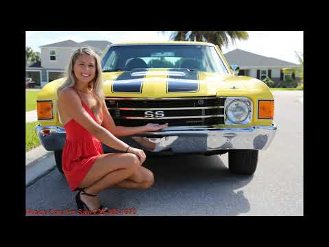 1972 Chevrolet Chevelle (CC-1410268) for sale in Fort Myers, Florida