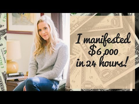 , title : 'How To Manifest Money Fast! - This Is The EXACT Formula I Use