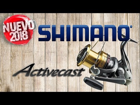 TODO SOBRE EL CARRETE SHIMANO ACTIVECAST 1120 NOVEDAD 2018